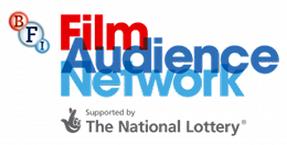BFI Film Audience Network logo
