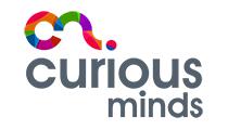 Curios Minds logo