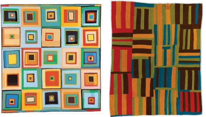 Gees Bend Quilts Side By Side 1 The Videobox